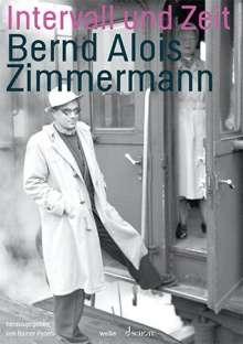 Bernd Alois Zimmermann: Intervall und Zeit, Buch