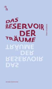 Durs Grünbein: Das Reservoir der Träume, Buch