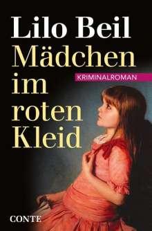 Lilo Beil: Mädchen im roten Kleid, Buch