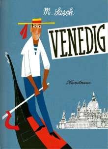 Miroslav Sasek: Venedig, Buch