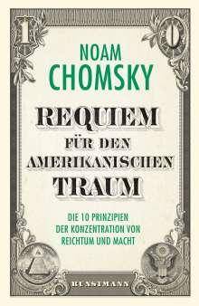 Noam Chomsky: Requiem für den amerikanischen Traum, Buch