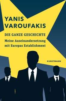 Yanis Varoufakis: Die ganze Geschichte, Buch