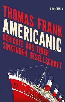 Thomas Frank: Americanic, Buch