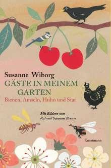 Susanne Wiborg: Gäste in meinem Garten, Buch