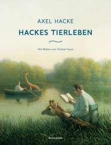 Axel Hacke: Hackes Tierleben, Buch