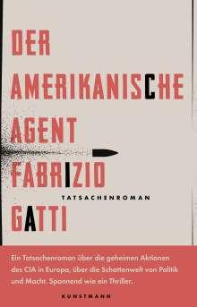 Fabrizio Gatti: Der amerikanische Agent, Buch