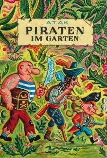 Atak: Piraten im Garten, Buch