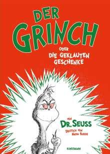 Seuss: Der Grinch, Buch
