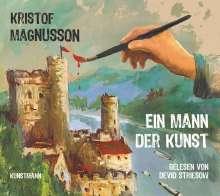 Kristof Magnusson: Ein Mann der Kunst, 2 CDs