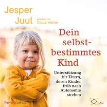 Jesper Juul: Dein selbstbestimmtes Kind, 5 CDs