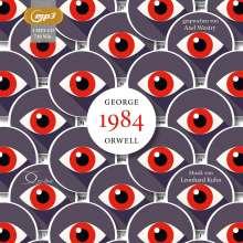 George Orwell: 1984, MP3-CD