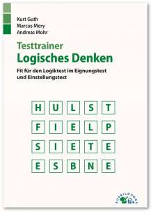 Kurt Guth: Testtrainer Logisches Denken, Buch