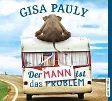 Gisa Pauly: Der Mann ist das Problem, 5 CDs