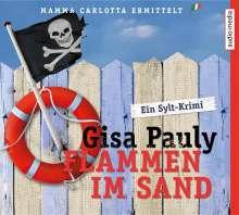 Gisa Pauly: Flammen im Sand, 6 CDs