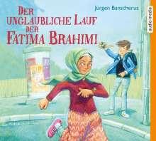 Der unglaubliche Lauf der Fatima Brahimi, 3 CDs