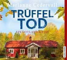Marianne Cedervall: Trüffeltod, 5 CDs