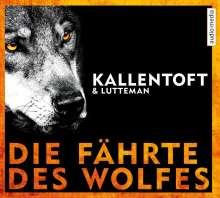 Mons Kallentoft: Die Fährte des Wolfes, 6 CDs