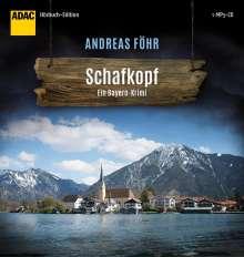 Andreas Föhr: Schafkopf, MP3-CD