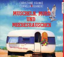 Muscheln, Mord und Meeresrauschen, 4 CDs