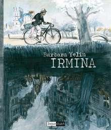 Barbara Yelin: Irmina, Buch