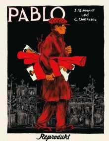 Julie Birmant: Pablo - Gesamtausgabe, Buch