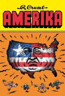 Robert Crumb: Amerika, Buch