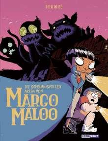Drew Weing: Die geheimnisvollen Akten von Margo Maloo, Buch