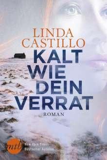 Linda Castillo: Kalt wie dein Verrat, Buch