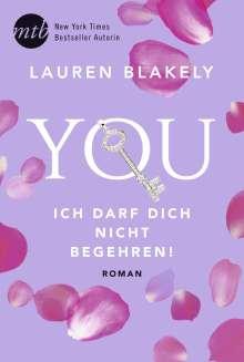 Lauren Blakely: You - Ich darf dich nicht begehren, Buch