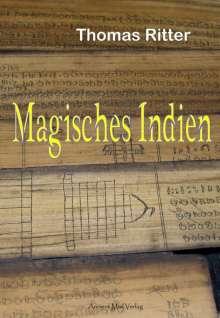 Thomas Ritter: Magisches Indien, Buch