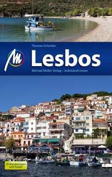 Thomas Schröder: Lesbos, Buch