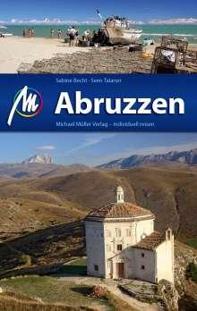 Sabine Becht: Abruzzen Reiseführer Michael Müller Verlag, Buch