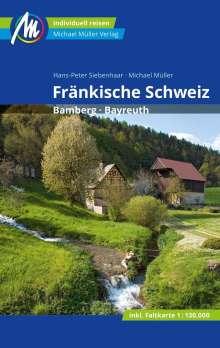 Michael Müller: Fränkische Schweiz Reiseführer Michael Müller Verlag, Buch