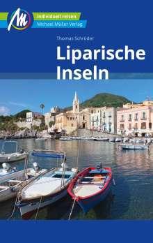 Thomas Schröder: Liparische Inseln Reiseführer Michael Müller Verlag, Buch