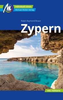 Ralph-Raymond Braun: Zypern Reiseführer Michael Müller Verlag, Buch