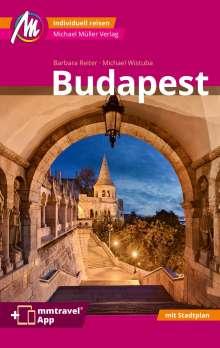 Barbara Reiter: Budapest MM-City Reiseführer Michael Müller Verlag, Buch