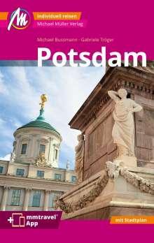 Michael Bussmann: Potsdam MM-City Reiseführer Michael Müller Verlag, Buch