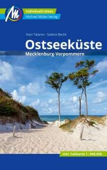 Sven Talaron: Ostseeküste Reiseführer Michael Müller Verlag, Buch