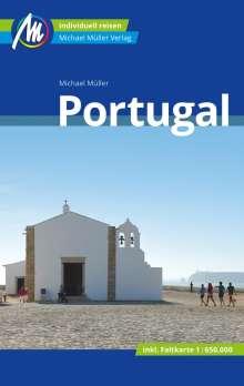Michael Müller: Portugal Reiseführer Michael Müller Verlag, Buch