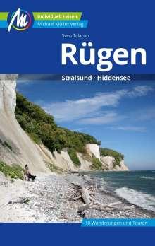 Sven Talaron: Rügen Reiseführer Michael Müller Verlag, Buch