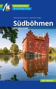 Michael Bussmann: Südböhmen Reiseführer Michael Müller Verlag, Buch