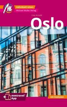 Lisa Arnold: Oslo MM-City Reiseführer Michael Müller Verlag, Buch