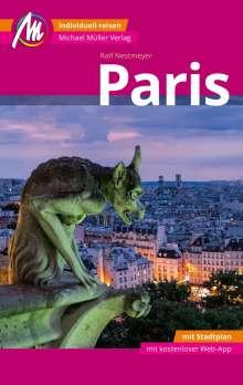 Ralf Nestmeyer: Paris MM-City Reiseführer Michael Müller Verlag, Buch