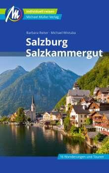Barbara Reiter: Salzburg & Salzkammergut Reiseführer Michael Müller Verlag, Buch