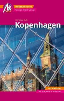Christian Gehl: Kopenhagen MM-City Reiseführer Michael Müller Verlag, Buch