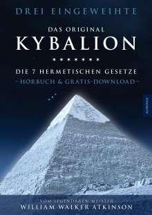 Drei Eingeweihte: Kybalion - Die 7 hermetischen Gesetze, 4 CDs