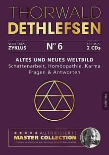 Thorwald Dethlefsen: Altes und neues Weltbild - Schattenarbeit, Homöopathie, Karma: Fragen & Antworten, CD