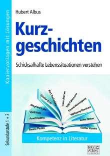 Hubert Albus: Kurzgeschichten, Buch