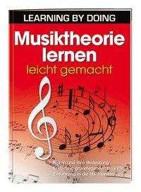 Musiktheorie lernen leicht gemacht, Buch