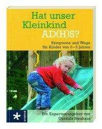 Cordula Neuhaus: Hat unser Kleinkind AD(H)S?, Buch